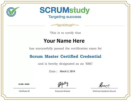 scrum master | lean six sigma training and certification