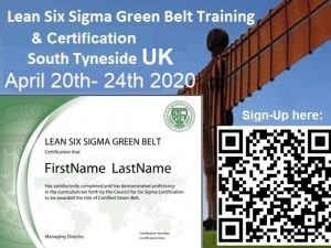 Lean Six Sigma Training 2020