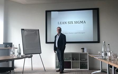 Executive Training lean six sigma John Dennis